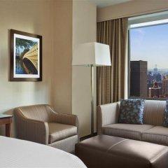 Отель Westin New York Grand Central 4* Стандартный номер с двуспальной кроватью фото 6