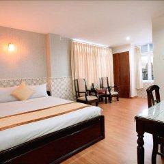 Отель Galaxy 2 Hotel Вьетнам, Нячанг - отзывы, цены и фото номеров - забронировать отель Galaxy 2 Hotel онлайн комната для гостей фото 5