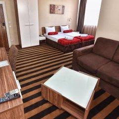 Отель Balkan Garni комната для гостей фото 2