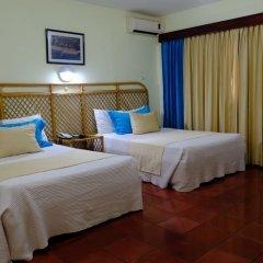 Отель Calypso Beach Доминикана, Бока Чика - отзывы, цены и фото номеров - забронировать отель Calypso Beach онлайн комната для гостей фото 3