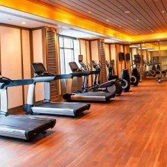 Отель Marco Polo Lingnan Tiandi Foshan фитнесс-зал фото 2
