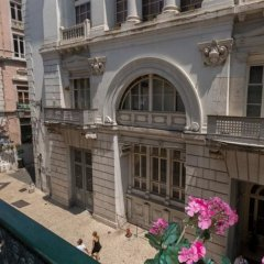 Отель Residencial Florescente балкон