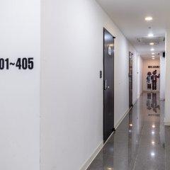 Отель Ekonomy Guesthouse Haeundae интерьер отеля фото 3