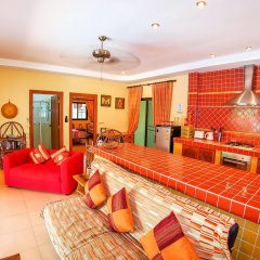 Отель Coconut Paradise Villas детские мероприятия