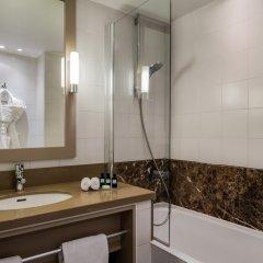 Отель Le Tourville Eiffel Франция, Париж - отзывы, цены и фото номеров - забронировать отель Le Tourville Eiffel онлайн ванная