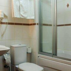 Inter Hotel Турция, Стамбул - 1 отзыв об отеле, цены и фото номеров - забронировать отель Inter Hotel онлайн ванная фото 2