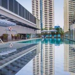 Отель Well Hotel Bangkok Таиланд, Бангкок - отзывы, цены и фото номеров - забронировать отель Well Hotel Bangkok онлайн бассейн