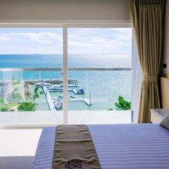 Worita Cove Hotel На Чом Тхиан комната для гостей фото 2