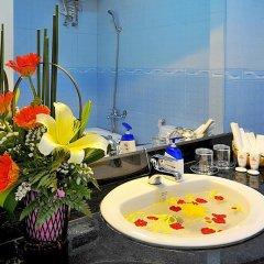 Отель Ideal Hotel Hue Вьетнам, Хюэ - отзывы, цены и фото номеров - забронировать отель Ideal Hotel Hue онлайн ванная фото 2