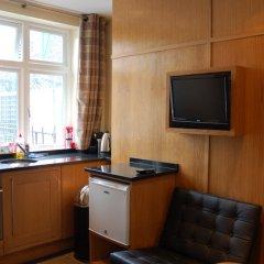 Отель Belushi's Covent Garden удобства в номере