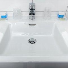 Отель FIAP - Hostel Франция, Париж - отзывы, цены и фото номеров - забронировать отель FIAP - Hostel онлайн ванная фото 2
