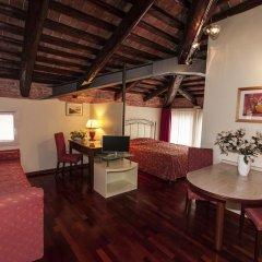 Отель Residence Bertolini Италия, Падуя - отзывы, цены и фото номеров - забронировать отель Residence Bertolini онлайн комната для гостей фото 3