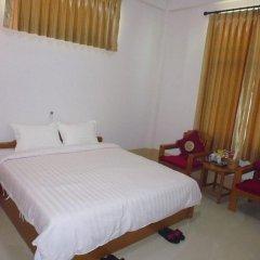 Отель Golden Kinnara Hotel Мьянма, Лашио - отзывы, цены и фото номеров - забронировать отель Golden Kinnara Hotel онлайн комната для гостей фото 3