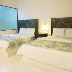 Отель Erus Boracay Филиппины, остров Боракай - отзывы, цены и фото номеров - забронировать отель Erus Boracay онлайн комната для гостей фото 3
