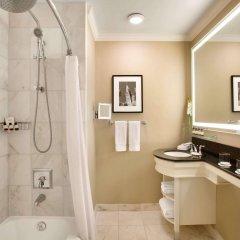Отель Fairmont Chateau Laurier Канада, Оттава - отзывы, цены и фото номеров - забронировать отель Fairmont Chateau Laurier онлайн ванная