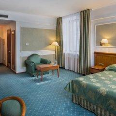 Гостиница Бородино 4* Стандартный номер с различными типами кроватей фото 7
