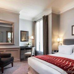 Отель Sofitel Paris Baltimore Tour Eiffel Hotel Франция, Париж - 1 отзыв об отеле, цены и фото номеров - забронировать отель Sofitel Paris Baltimore Tour Eiffel Hotel онлайн комната для гостей фото 4
