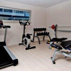 Karat Hotel Аланья фитнесс-зал