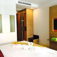 Отель Andatel Grandé Patong Phuket 4* Стандартный номер с различными типами кроватей фото 3