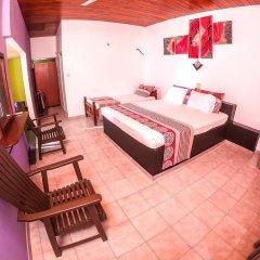 Отель Apollo Hikkaduwa Шри-Ланка, Хиккадува - отзывы, цены и фото номеров - забронировать отель Apollo Hikkaduwa онлайн комната для гостей фото 2