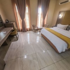 Maxbe Continental Hotel Энугу комната для гостей фото 2
