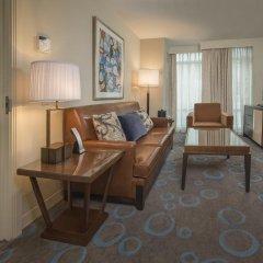Отель Marriott Marquis Washington, DC США, Вашингтон - отзывы, цены и фото номеров - забронировать отель Marriott Marquis Washington, DC онлайн комната для гостей фото 4