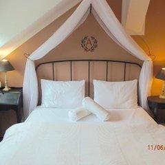 Hotel Amalka Страшков комната для гостей фото 3