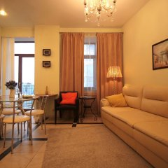 Апартаменты Lakshmi Apartment Tverskaya комната для гостей фото 5