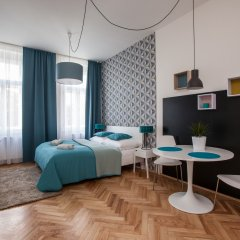 Отель Comfortable Prague Apartments Чехия, Прага - отзывы, цены и фото номеров - забронировать отель Comfortable Prague Apartments онлайн интерьер отеля фото 3