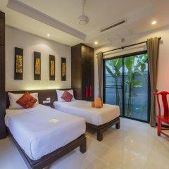 Отель The Bell Pool Villa Resort Phuket комната для гостей фото 2