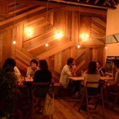 Taketa station hostel cue Минамиогуни гостиничный бар