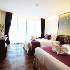 Отель The Beach Heights Resort 4* Стандартный номер с различными типами кроватей фото 2