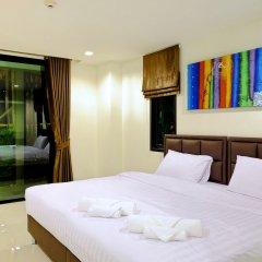 Отель The Pixel Cape Panwa Beach Таиланд, Пхукет - отзывы, цены и фото номеров - забронировать отель The Pixel Cape Panwa Beach онлайн комната для гостей фото 2