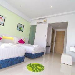 Отель The Frutta Boutique Patong Beach комната для гостей фото 4
