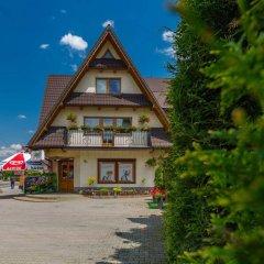 Отель Willa Góralsko Riwiera Польша, Закопане - отзывы, цены и фото номеров - забронировать отель Willa Góralsko Riwiera онлайн вид на фасад