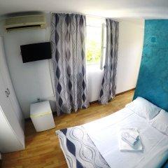 Отель Villa Golf Черногория, Будва - отзывы, цены и фото номеров - забронировать отель Villa Golf онлайн комната для гостей фото 5