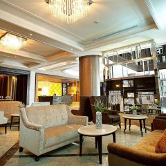 Intimate Hotel Паттайя интерьер отеля