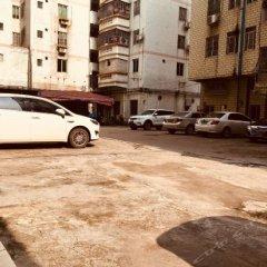 Huangtian Business Hotel парковка