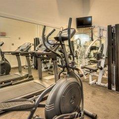 O Hotel фитнесс-зал