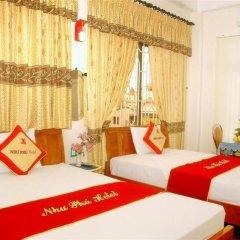 Отель Nhu Phu Hotel Вьетнам, Хюэ - отзывы, цены и фото номеров - забронировать отель Nhu Phu Hotel онлайн комната для гостей фото 5