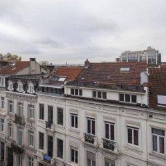 Отель Chic suisse flat Metro Louise Бельгия, Брюссель - отзывы, цены и фото номеров - забронировать отель Chic suisse flat Metro Louise онлайн балкон