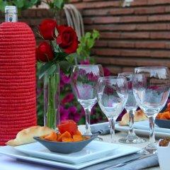 Отель Riad & Spa Ksar Saad Марокко, Марракеш - отзывы, цены и фото номеров - забронировать отель Riad & Spa Ksar Saad онлайн питание фото 2