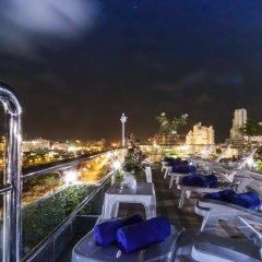 Отель Patong Holiday балкон
