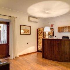 Отель Residenza Domizia Италия, Рим - отзывы, цены и фото номеров - забронировать отель Residenza Domizia онлайн интерьер отеля фото 3