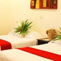 Отель Maya Turquesa Мексика, Плая-дель-Кармен - отзывы, цены и фото номеров - забронировать отель Maya Turquesa онлайн комната для гостей фото 2