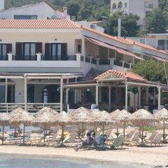 Отель Aktaion пляж фото 2