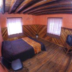 Отель Posada St Cruz Creel Мексика, Креэль - отзывы, цены и фото номеров - забронировать отель Posada St Cruz Creel онлайн комната для гостей фото 2