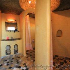 Отель Kasbah Panorama Марокко, Мерзуга - отзывы, цены и фото номеров - забронировать отель Kasbah Panorama онлайн ванная фото 2