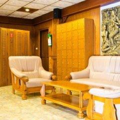 Отель Kata Palace Phuket сауна