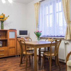 Апартаменты Royal Apartments Apartament Asturia Сопот комната для гостей